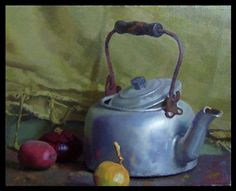 Kerry Dunn - Still life with Kettle