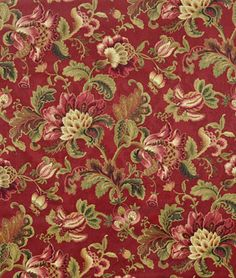 Shop Swavelle / Mill Creek Noblesse Ruby Fabric at onlinefabricstore.net for $20.15/ Yard. Best Price & Service.