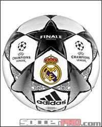 Real Madrid Soccer Ball    If ever I bought this ball I wouldn't play with it... It would just be chillen with my collectables... Awesome ball#