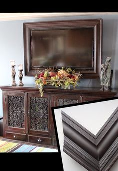 We provide beautiful and affordable flat screen TV frames. We ship them Nationwide.