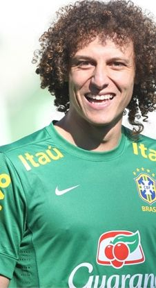 David Luiz----Brazil Full Back f24c2bc2d53b2