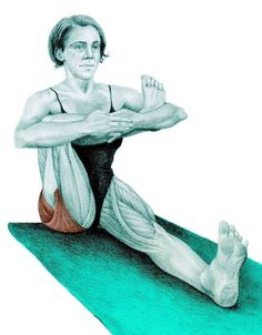 So what kind of muscles do you stretch when you do yoga? Look at these stretching exercises with pictures do find out - Vicky Tomin is a Yoga exercise Stretching Exercises, Stretches, Yoga Fitness, Massage Therapy, Yoga Meditation, Zen Yoga, Asana, How To Do Yoga, Excercise