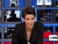 Maddow: I Found Top Part of Bill's DNC Speech 'Shocking and Rude'