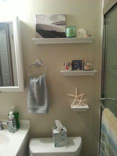 1000 images about small bathrooms on pinterest small for Small beach bathroom designs