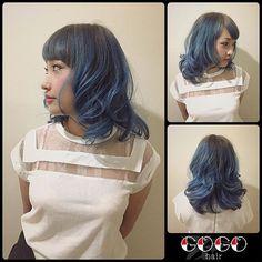 美容室GOGO @gogohair.amemura 今注目のヘアカラ...Instagram photo | Websta (Webstagram)