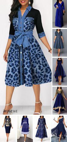Cheap Women S Fashion Blazers Blazer Fashion, Fashion Wear, Women's Fashion Dresses, Daily Fashion, Blue Dresses For Women, Womens Dress Suits, Latest Fashion For Women, Womens Fashion, Special Dresses