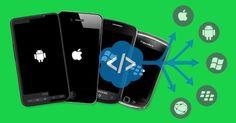 Cross-Platform Mobile App