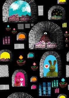 Rabbit hole by Venla-Ilona Malkki Rabbit Hole, Games, Toys, Game