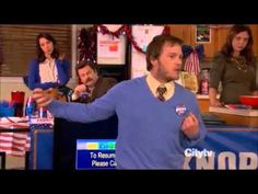 Parks and Rec - Andy Dwyer Acts Out His Favorite Movies