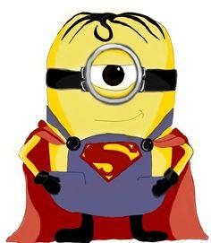 Oooh a Super Minion!