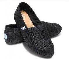 Lots of $20 Toms.   2014 New Arrival Toms Shoes Black linen
