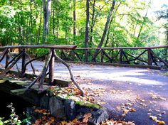 Headless Horseman Bridge, Sleepy Hollow, New York