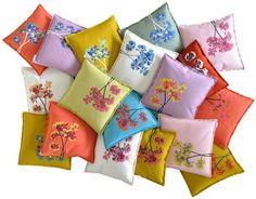 textile art | pillows | Snijder en co.| Holland