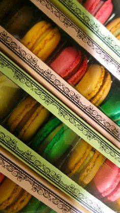 Macarons de Sale Sucre :)
