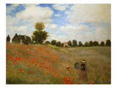 Claude Monet, Les Coquelicots