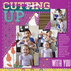 Brush Set: Along The Dotted Line Digital Scrapbooking Kit by Amanda Fraijo-Tobin | ScrapGirls.com