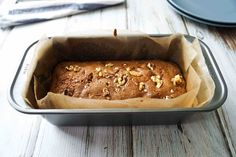 These tasty morsels are fabulous in many different desserts, but you just can't beat this recipe for Pear & Cinnamon Loaf. Cinnamon Loaf, Pear Recipes, Hot Dog Buns, Banana Bread, Desserts, Food, Tailgate Desserts, Deserts, Essen