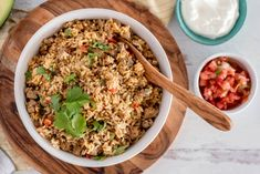 Instant Pot Taco Rice (One-Pot Side Dish) - Pressure Cooking Today™ Best Pressure Cooker Recipes, Instant Pot Pressure Cooker, Slow Cooker, Rice Instant Pot Recipe, Taco Rice, Chicken Broccoli Rice Casserole, Pressure Cooking Today, Dinner With Ground Beef, Healthy Tacos