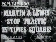 Martin and Lewis News Reels - YouTube
