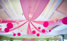 Pink Ceilingscape +
