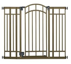 Summer Infant Extra Tall Decorative Walk-Thru Gate