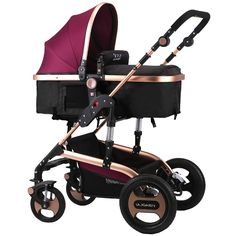 139.50$ Watch now - http://alin03.worldwells.pw/go.php?t=32776238674 - Bora baby stroller trolley dual stroller light baby car shock absorbers 139.50$