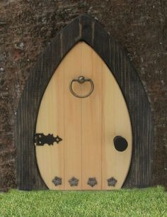 I have wanted to get Lily a fairy door since she was born. Now that we have our own home I see a fairy door purchase in our future! :o)