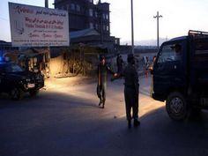 Se trata de un hospedaje en Afganistan cerca del aeropuerto donde reside personal militar estadounidense destinado…