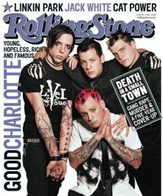 Love these Guys <3 Good Charlotte was my cousins and I favorite band!!! But I still  them and when I do listen to them I think of her