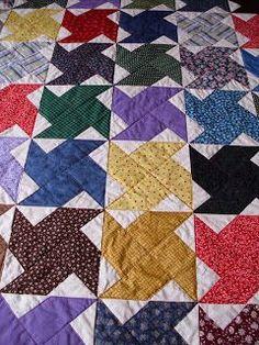 Colchas Quilt, Bargello Quilts, Plaid Quilt, Patch Quilt, Scrappy Quilts, Easy Quilts, Patchwork Quilting, Quilt Blocks, Quilting Projects