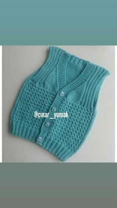 Baby Knitting, Knitted Hats, Diy And Crafts, Lany, Pullover, Sweaters, Fashion, Sweater Vests, Patterns