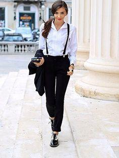 Yours Clothing Women/'s plus taille Gris chiné à Rayures Bustier Top avec fermeture devant