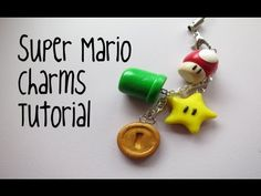 ╰☆╮Super Mario Charms! (Video Game Collab) - YouTube