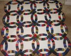 single wedding ring quilt pattern Google Search Quilts Pinterest