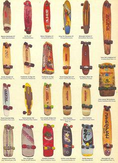 Vintage Skate Scans – Famous Last Words Cruiser Skateboard, Skateboard Deck Art, Skateboard Party, Skateboard Design, Penny Skateboard, Skateboard Girl, Old School Skateboards, Vintage Skateboards, Cool Skateboards