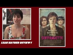 Suffragette Movie Review - Leah Hather Reviews