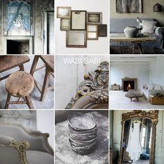 "Képtalálat a következőre: ""wabi sabi moodboard"" Wabi Sabi, Feng Shui, Interior And Exterior, Interior Design, Industrial Living, Japanese Interior, Piece A Vivre, Gold Light, Kintsugi"