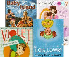 Elementary School Girls' Summer Reading Package 2014 EG14