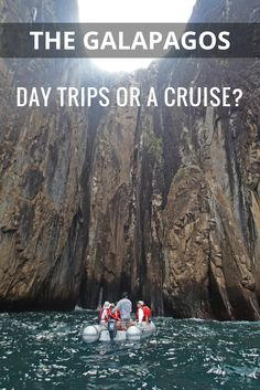Planning a visit to the Galapagos Islands and not sure whether to book land-based day trips instead of a cruise? After my experience with both, I offer my advice.