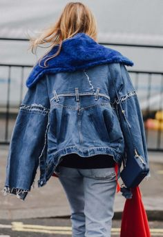 awesome Street Style : The best street style snaps from London's Fall 2017 men's shows. Photographs...