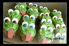 Animal cupcakes anyone can make
