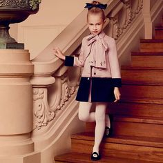 Classic and Chic by Baby Dior - Fall/Winter 2016