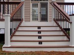 Distinctive Deck Designs By Mark Shriner Contracting   Trex Decking,  Railing, Trim, Porch