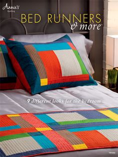 Quilting - Bed Runners & More - #141332E