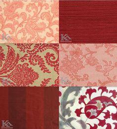 #Imprimeru, #tesaturi unde culoarea rosie este stapanta.  #tesaturarosie  http://www.ka-international.ro/tesaturi.html
