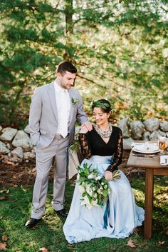 A Holiday Inspired Vow Renewal - Cristen & Co. | Annmarie Swift Photography | The Paper Perfectionist | Sweet Indulgence | Nectar | Katherine Bignon Bridal | PVDonuts | Six Bay Road Salon | Suit-up | Peterson Party Center