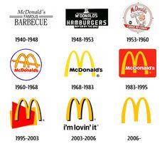 Examining Bad Logos: How to Avoid Logo Mistakes Mc Donald Logo, Vintage Tags, Logo Vintage, Bad Logos, Starbucks Logo, Marken Logo, Famous Logos, Cartoon Girl Drawing, Great Logos