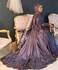 Red Wedding Dresses, Bridal Dresses, Wedding Gowns, Prom Dresses, Muslim Brides, Muslim Girls, Modest Fashion, Hijab Fashion, Hijabi Wedding