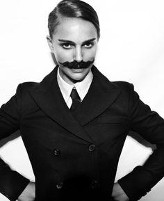 Natalie, I mustache you a question..