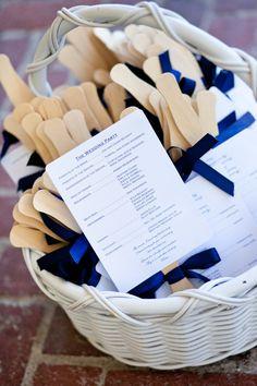 navy blue ribbons